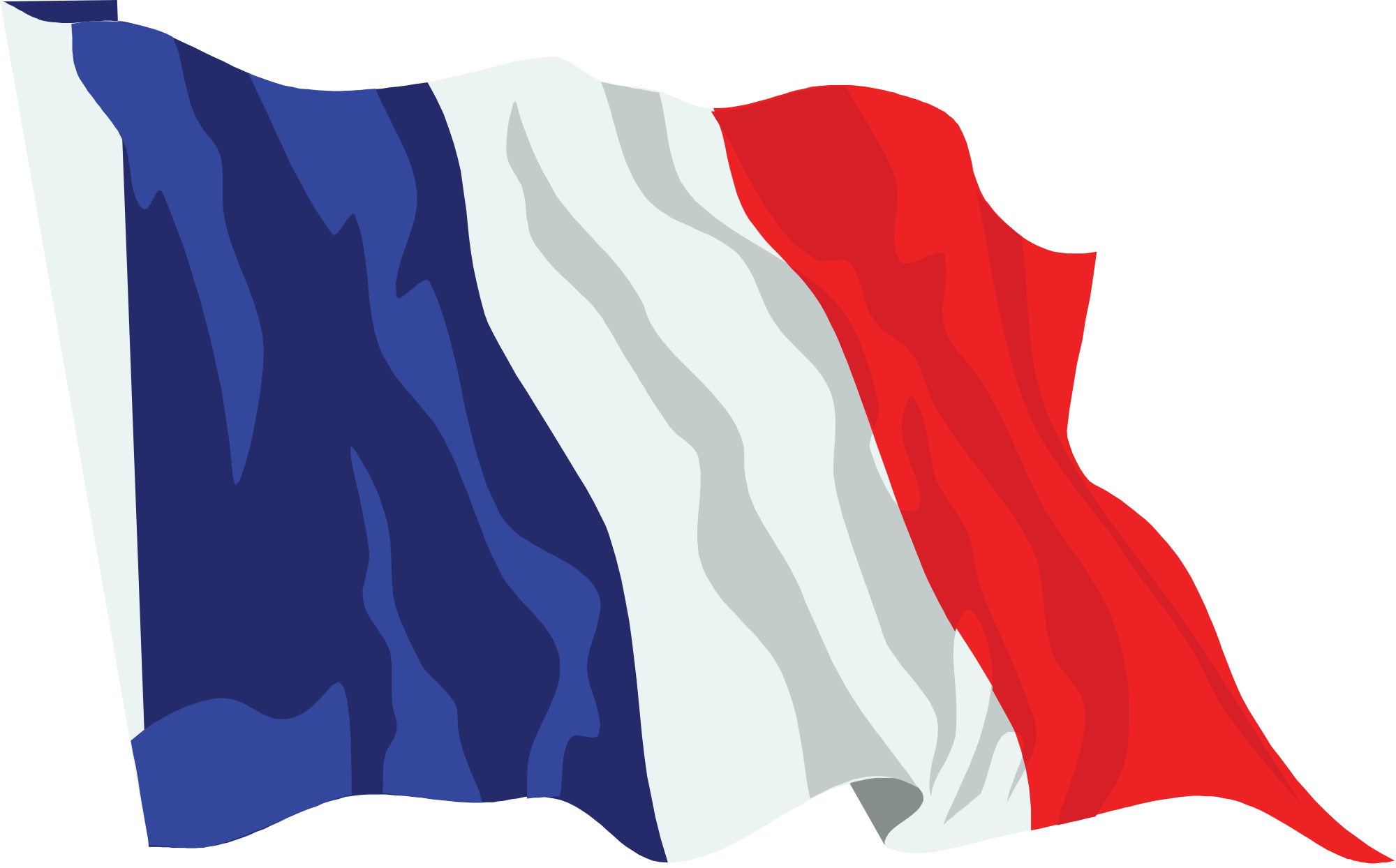 France Flag Picture PNG Image