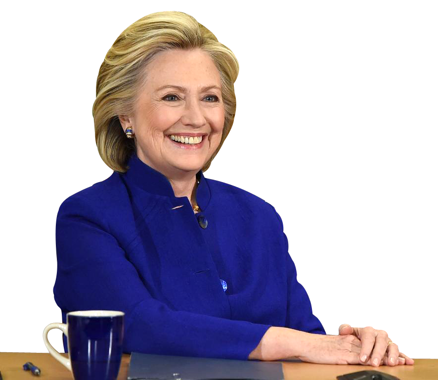 Life Clinton Business Sitting Of France Hillary PNG Image