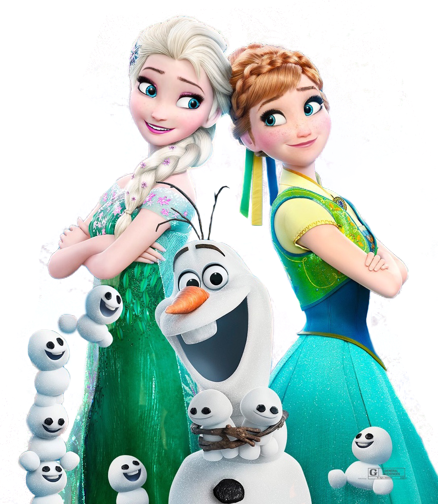 Frozen Png Clipart PNG Image