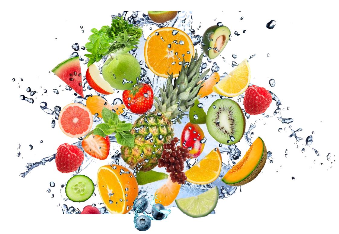 66238 water splash fruit wallpaper free download image