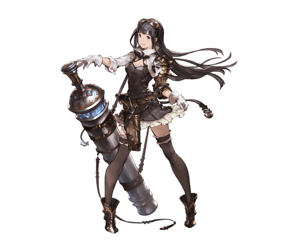 Summer Granblue Concept Art For Discount Character PNG Image