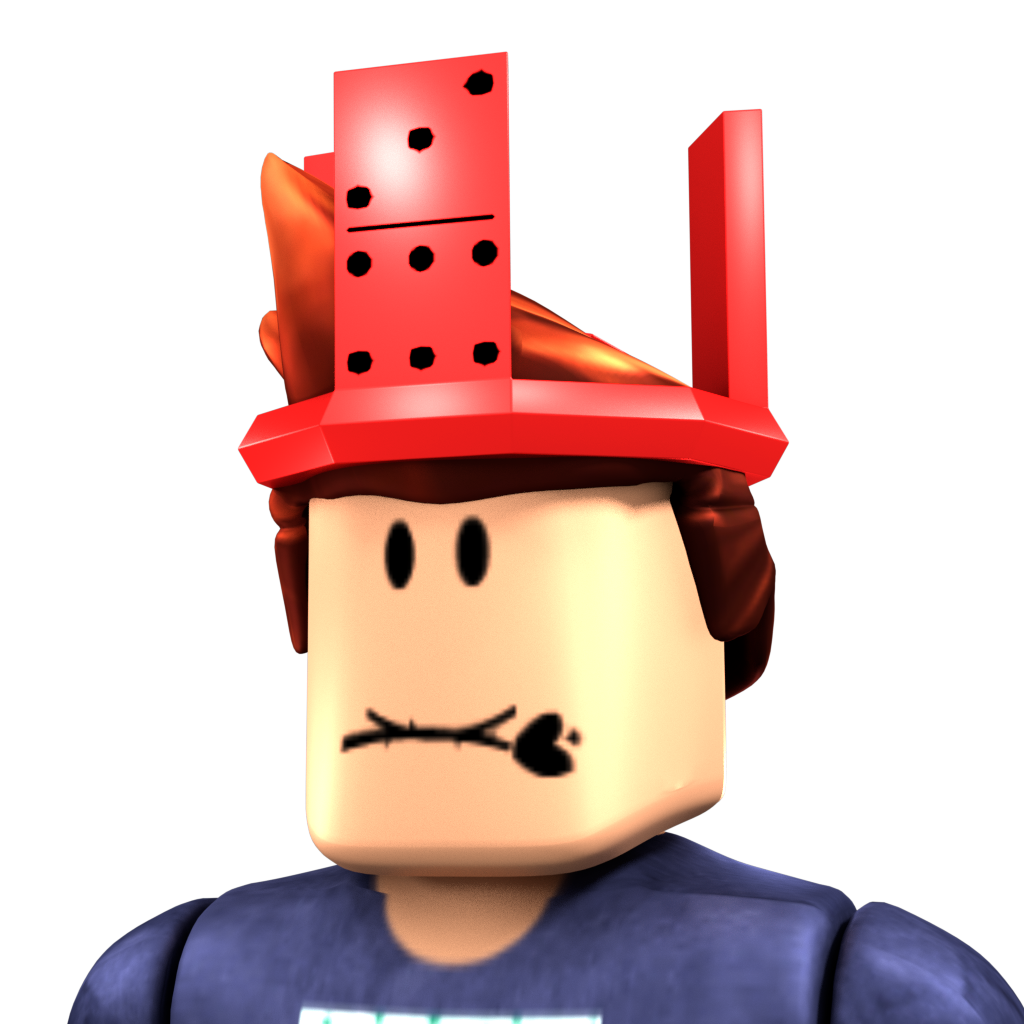 Roblox You'Re For It Looking Rendering Game PNG Image