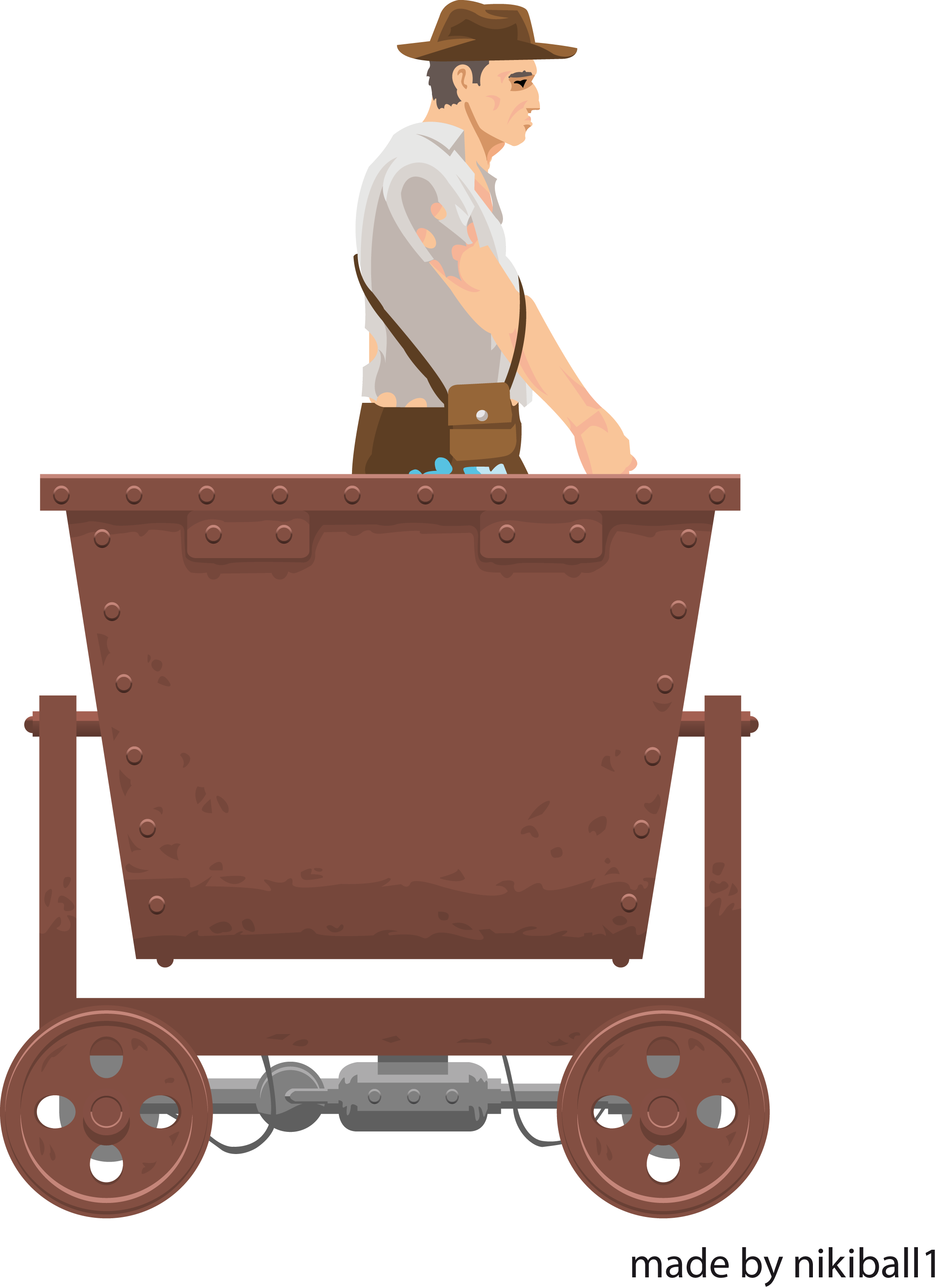 Wiki Pt Cart Vehicle Wheels Segway Happy PNG Image
