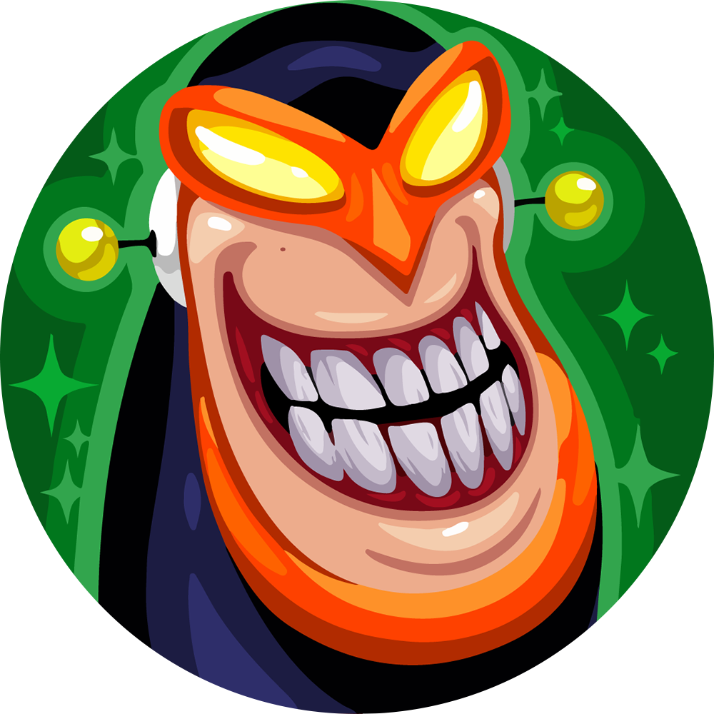 Diepio Art Slitherio Agario Character Fictional PNG Image