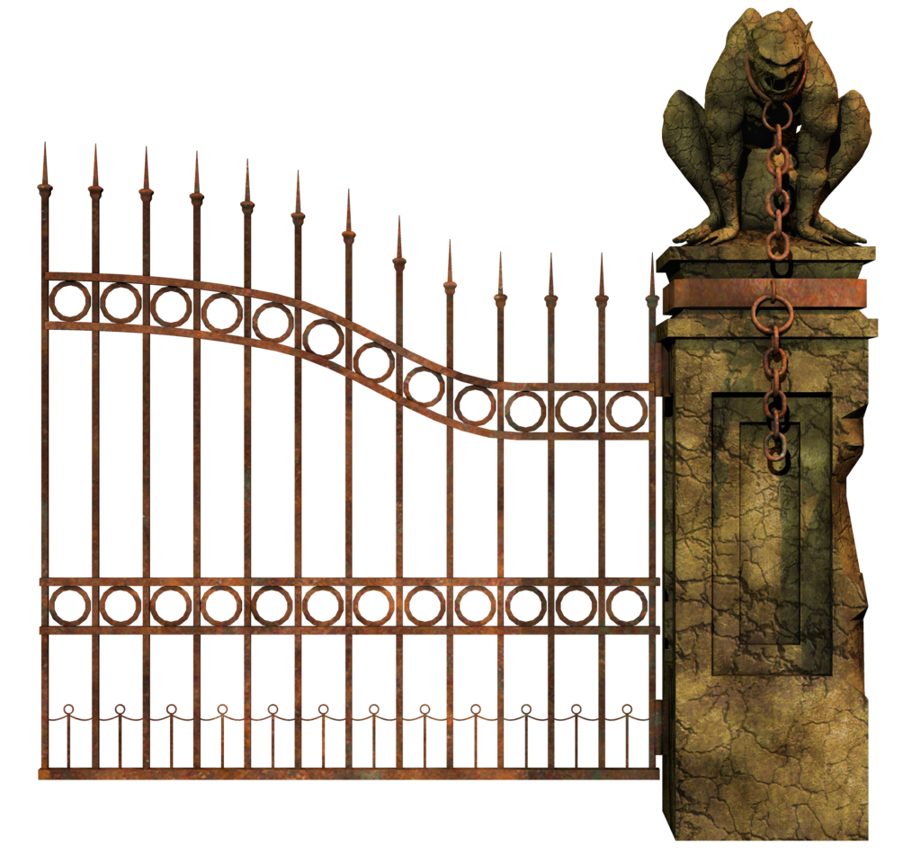 Gate Hd PNG Image