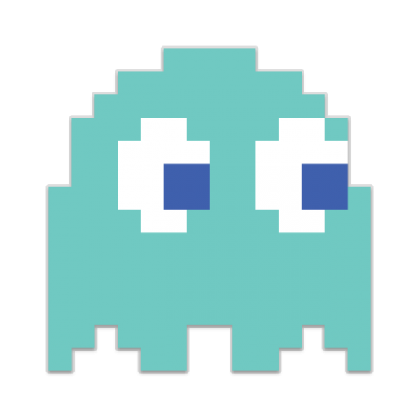 Blue Games Ghosts Pac-Man Ghost Free Download PNG HD PNG Image