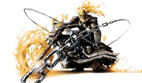 Ghost Rider Bike Photos PNG Image