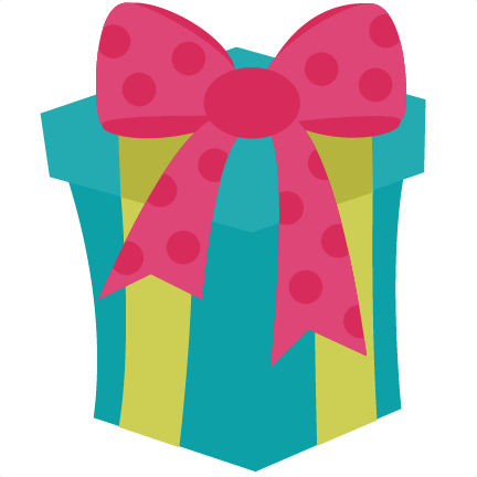 Birthday Gift Clipart PNG Image