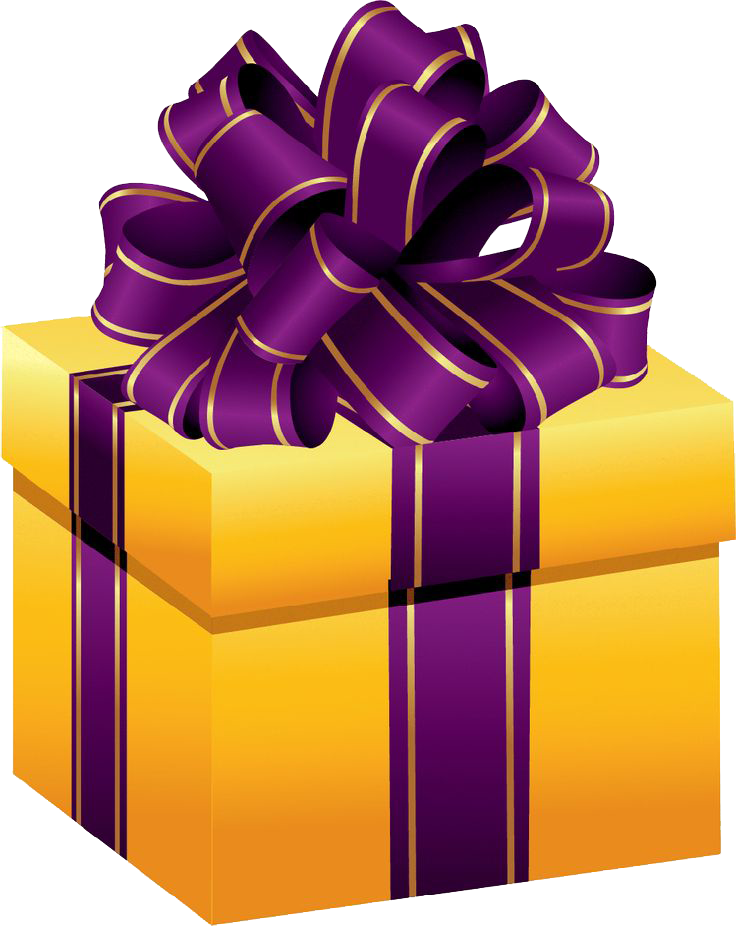 Birthday Gift Photos PNG Image