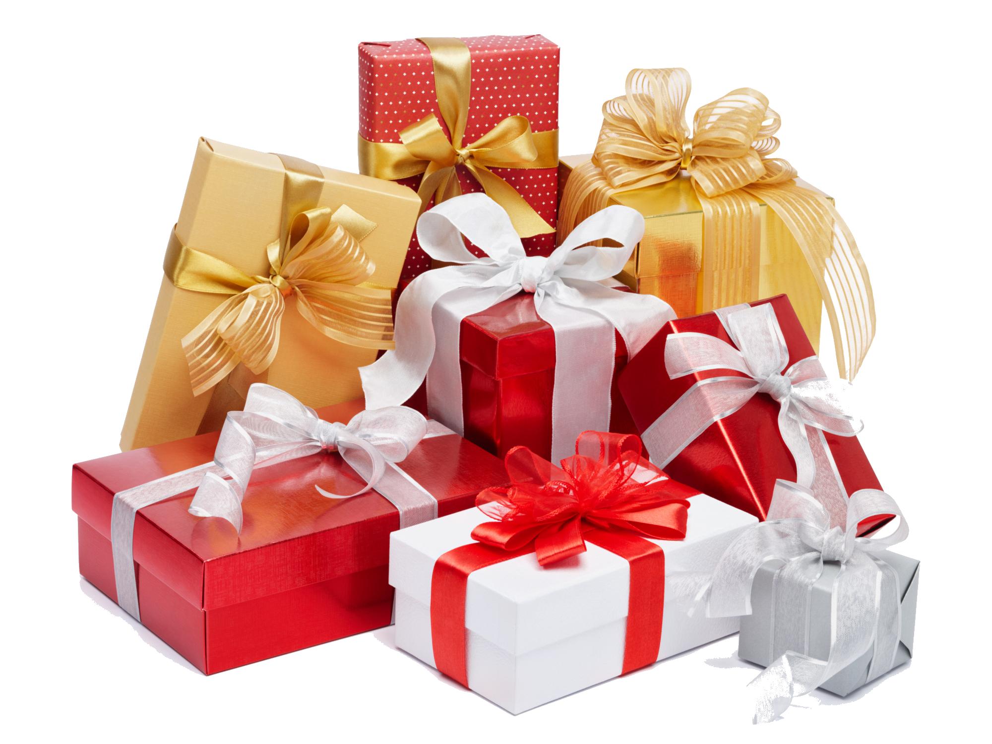 Download Christmas Gift Transparent HQ PNG Image   FreePNGImg