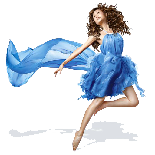 Fashion Girl Image PNG Image