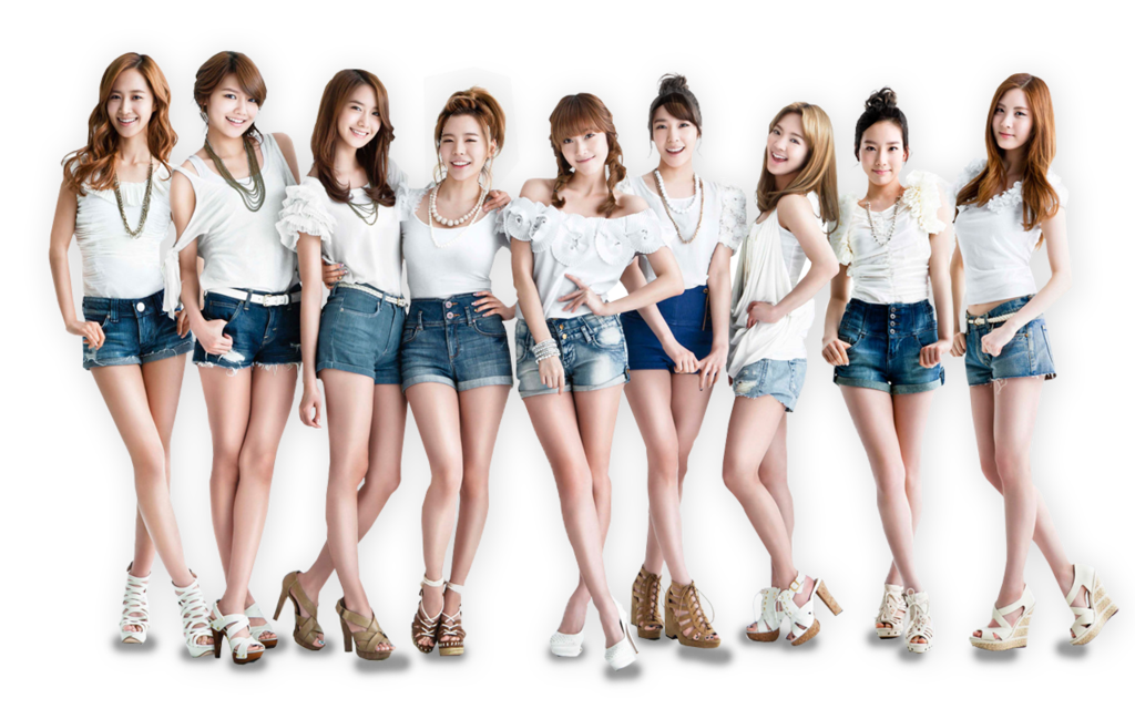 Snsd Picture PNG Image