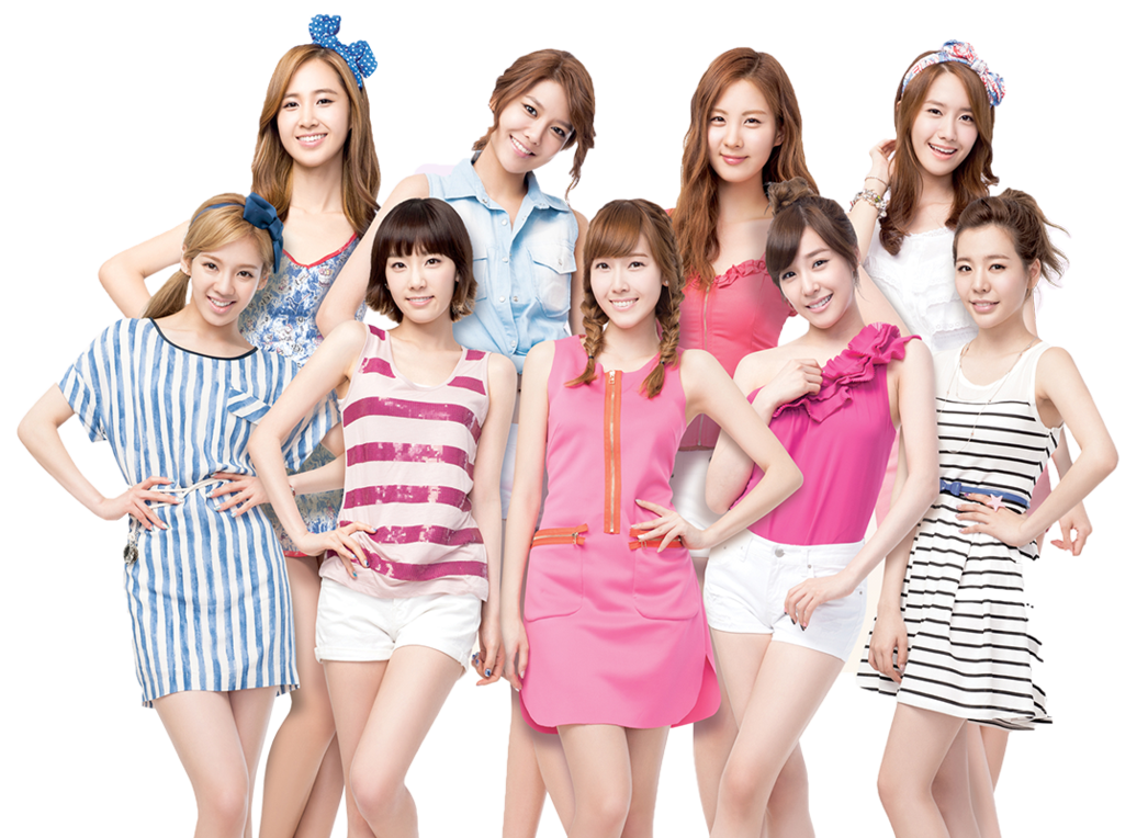 Snsd Hd PNG Image
