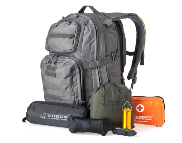 Survival Backpack Download HQ PNG PNG Image