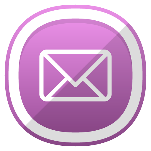 Media Facebook Social Message Email Icon PNG Image