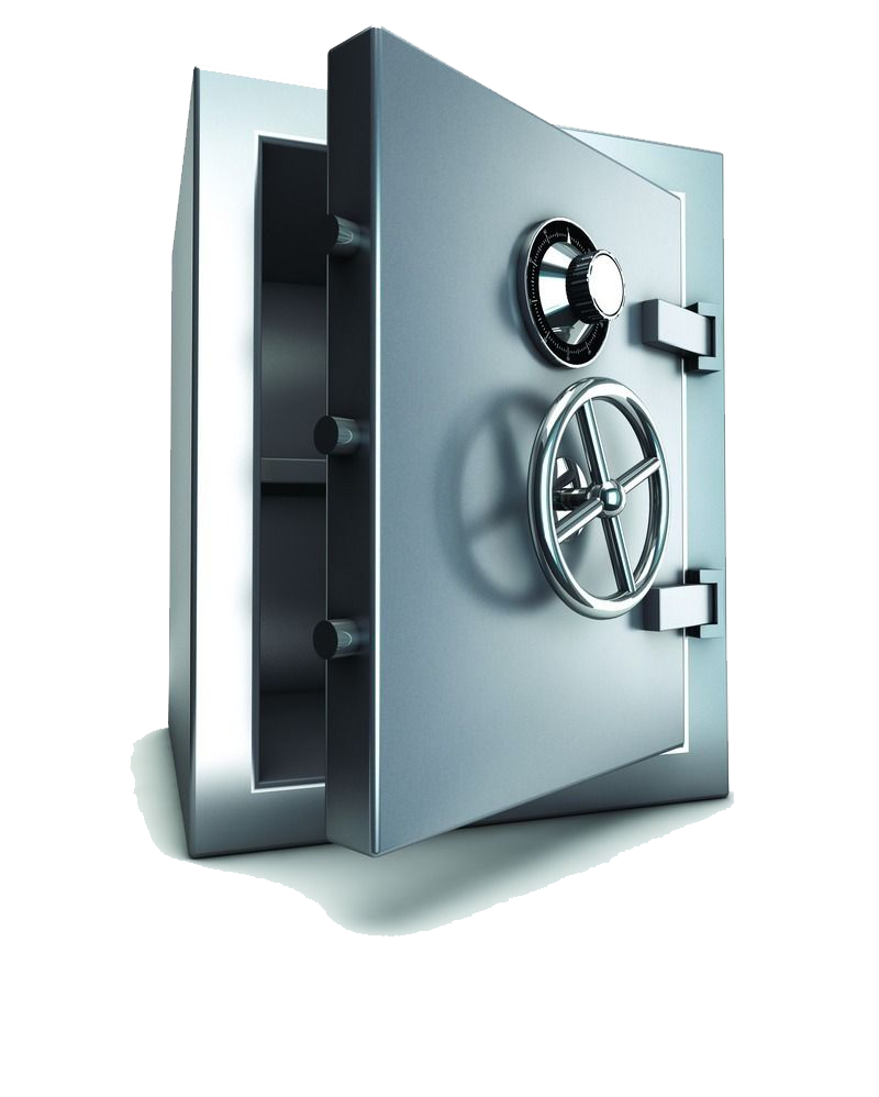 Safe Remote Service Outlook.Com Metal Textured Backup PNG Image