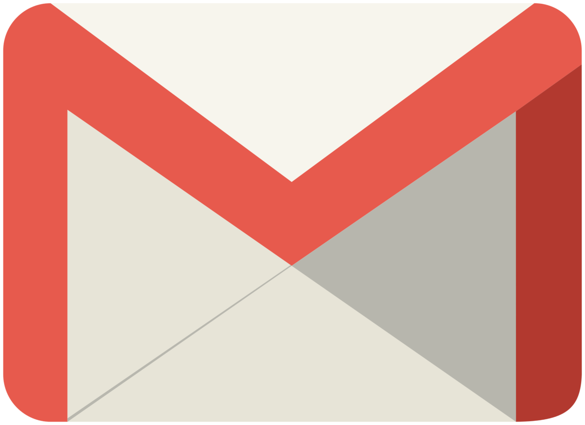 Email Gmail Free Frame PNG Image