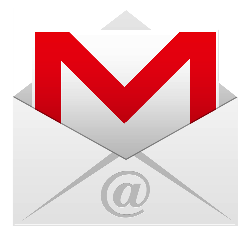 Google Icons By Computer Inbox Desktop Email PNG Image