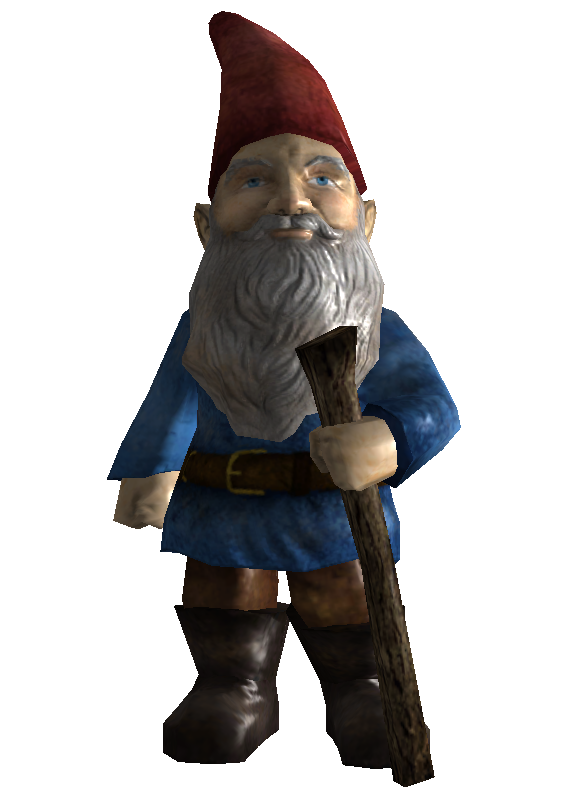Gnome Png Image PNG Image