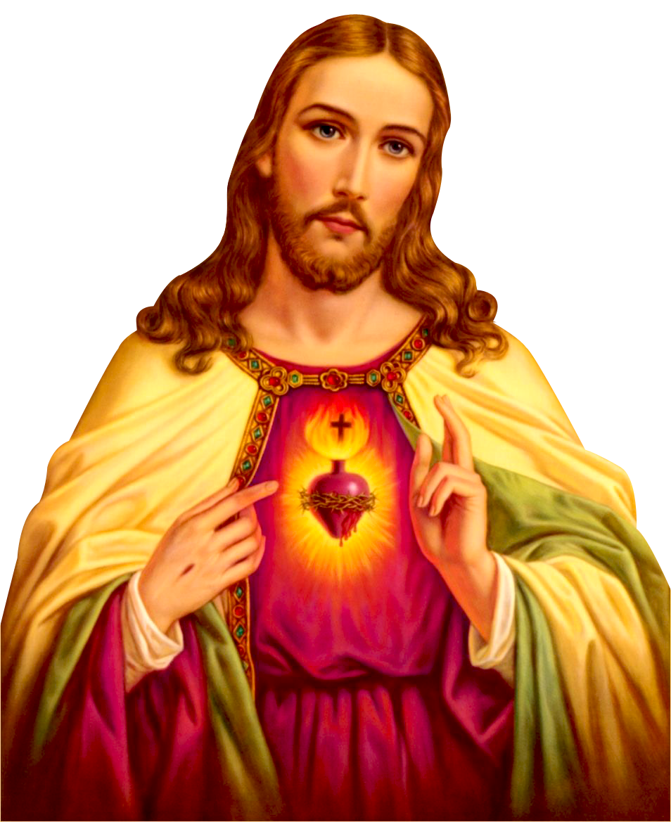 Heart Catholic Of Feast Jesus Merciful Sacred PNG Image