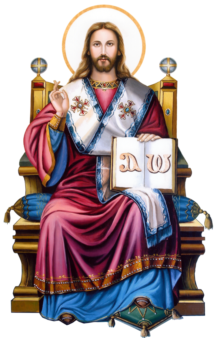 King Christ Of Jesus Religion Kings The PNG Image