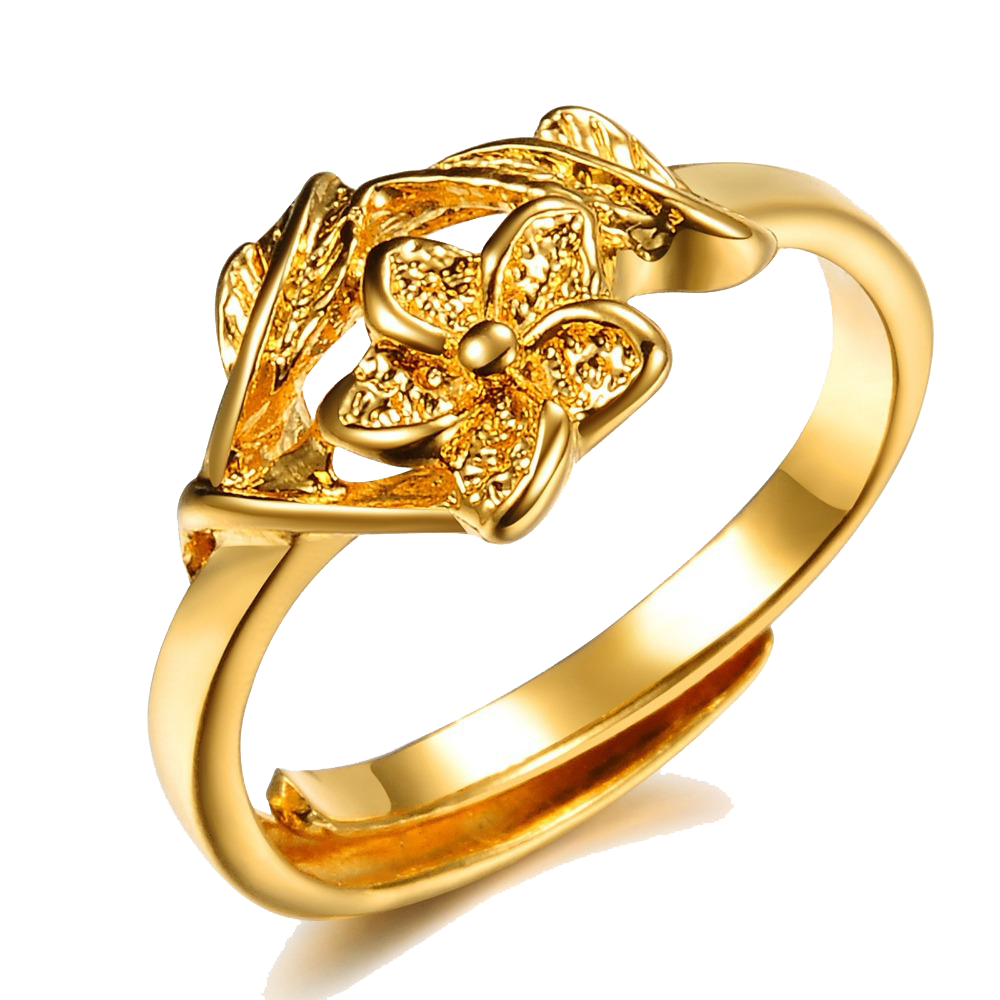 Gold Rings Hd PNG Image