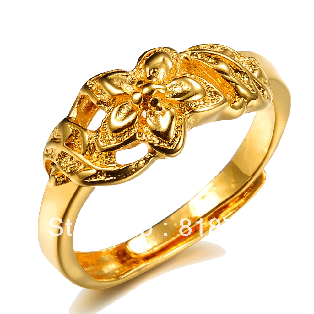 Gold Rings Photos PNG Image