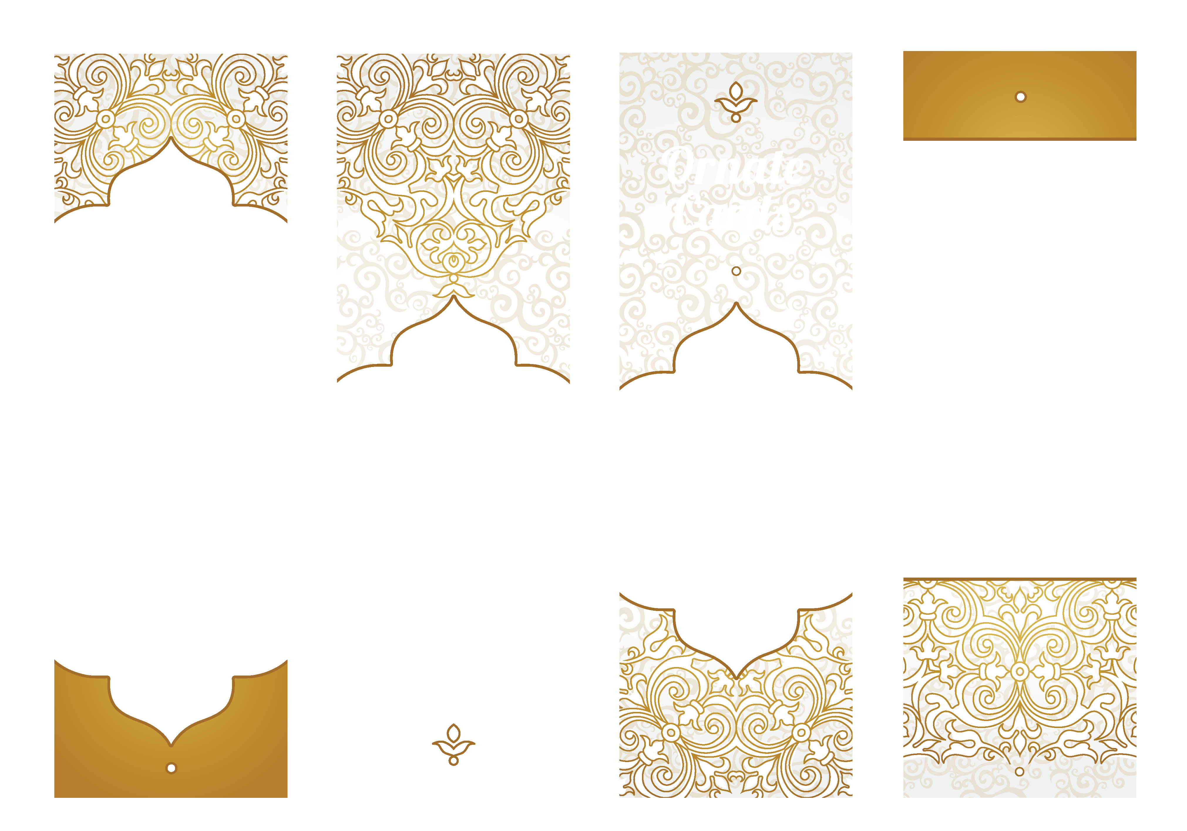 Cards Pattern Ethnic PNG File HD PNG Image
