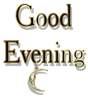 Good Evening Png Image PNG Image