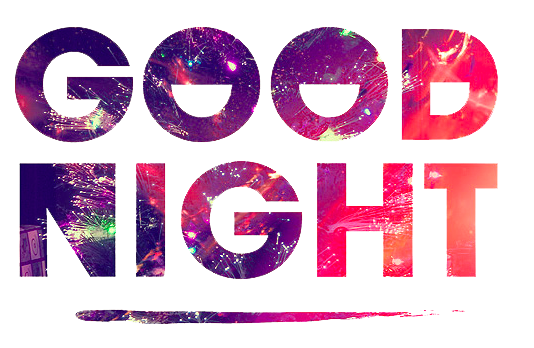 Good Night Png File PNG Image