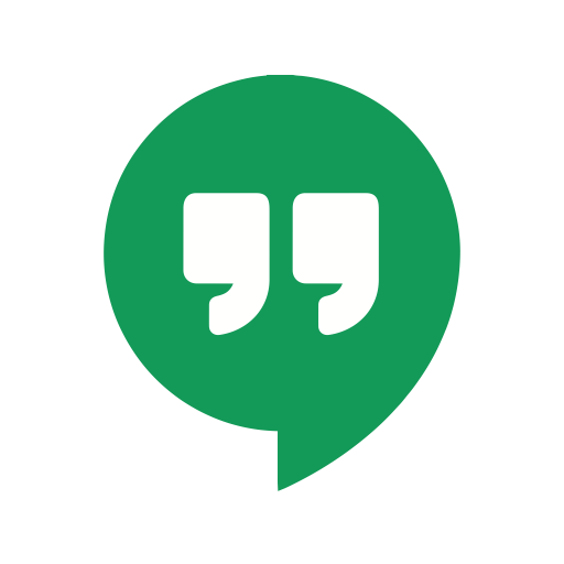 Google Colorful Icons Creative Computer Hangouts Logo PNG Image