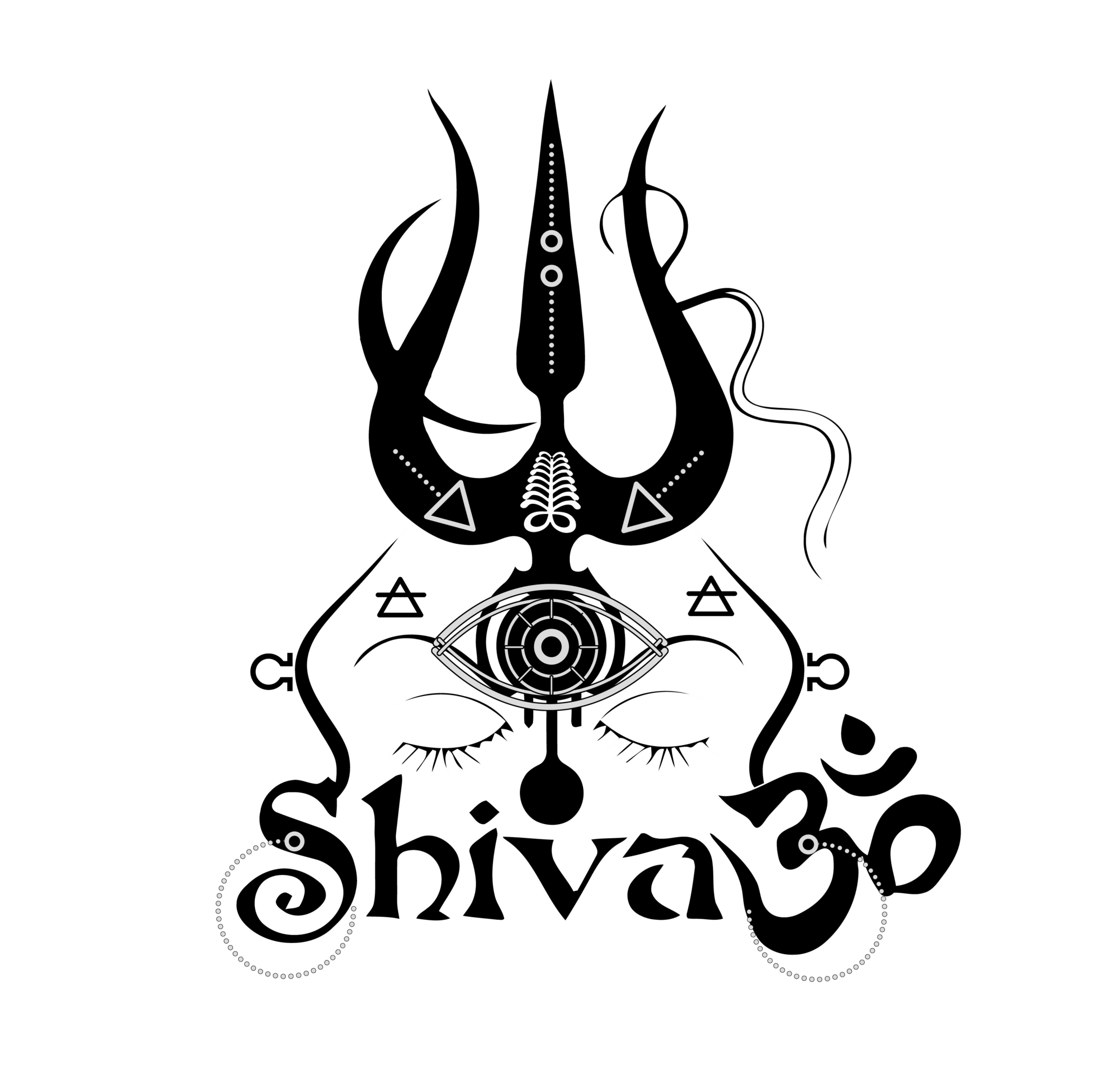 Art Design Line Graphic Shiva Free Download PNG HD PNG Image