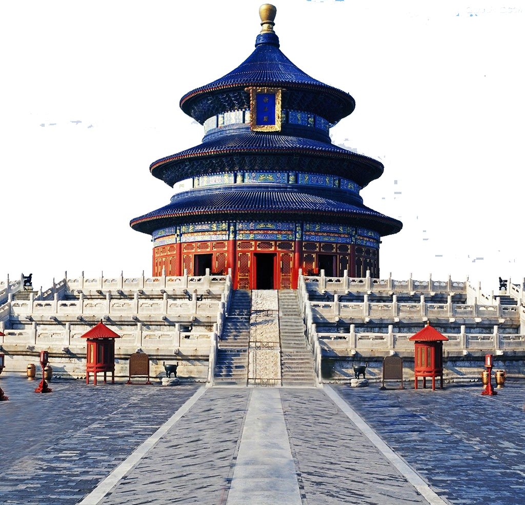 Summer Tiananmen Square Palace City Wall Of PNG Image