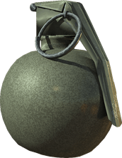 Round Hand Grenade Png Image PNG Image