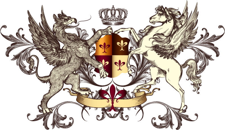 Download Heraldry Griffin Medieval Of Photography Arms