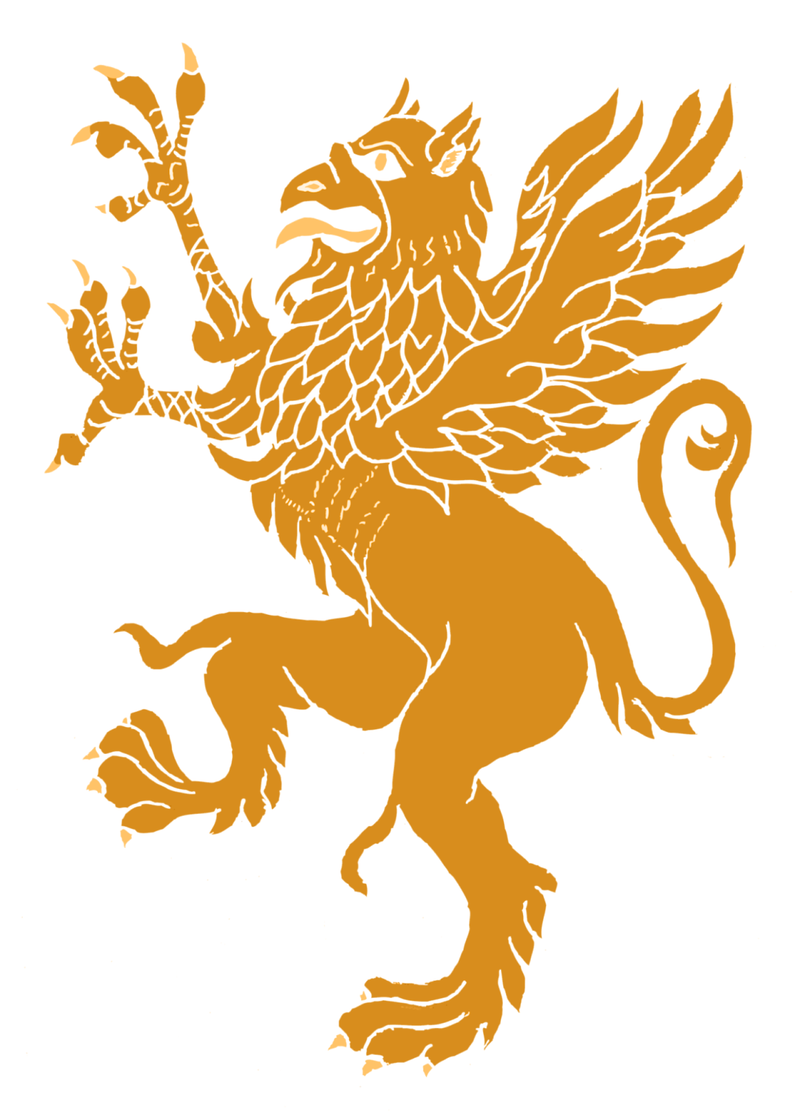 Griffin Picture PNG Image