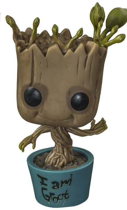 Baby Groot PNG Image