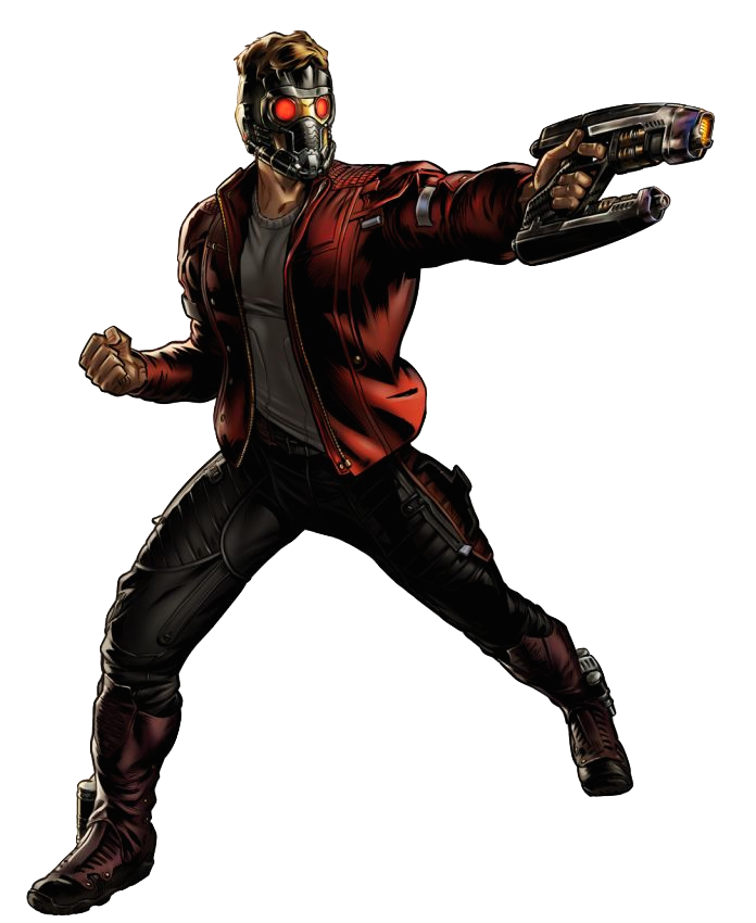 Star Lord File PNG Image