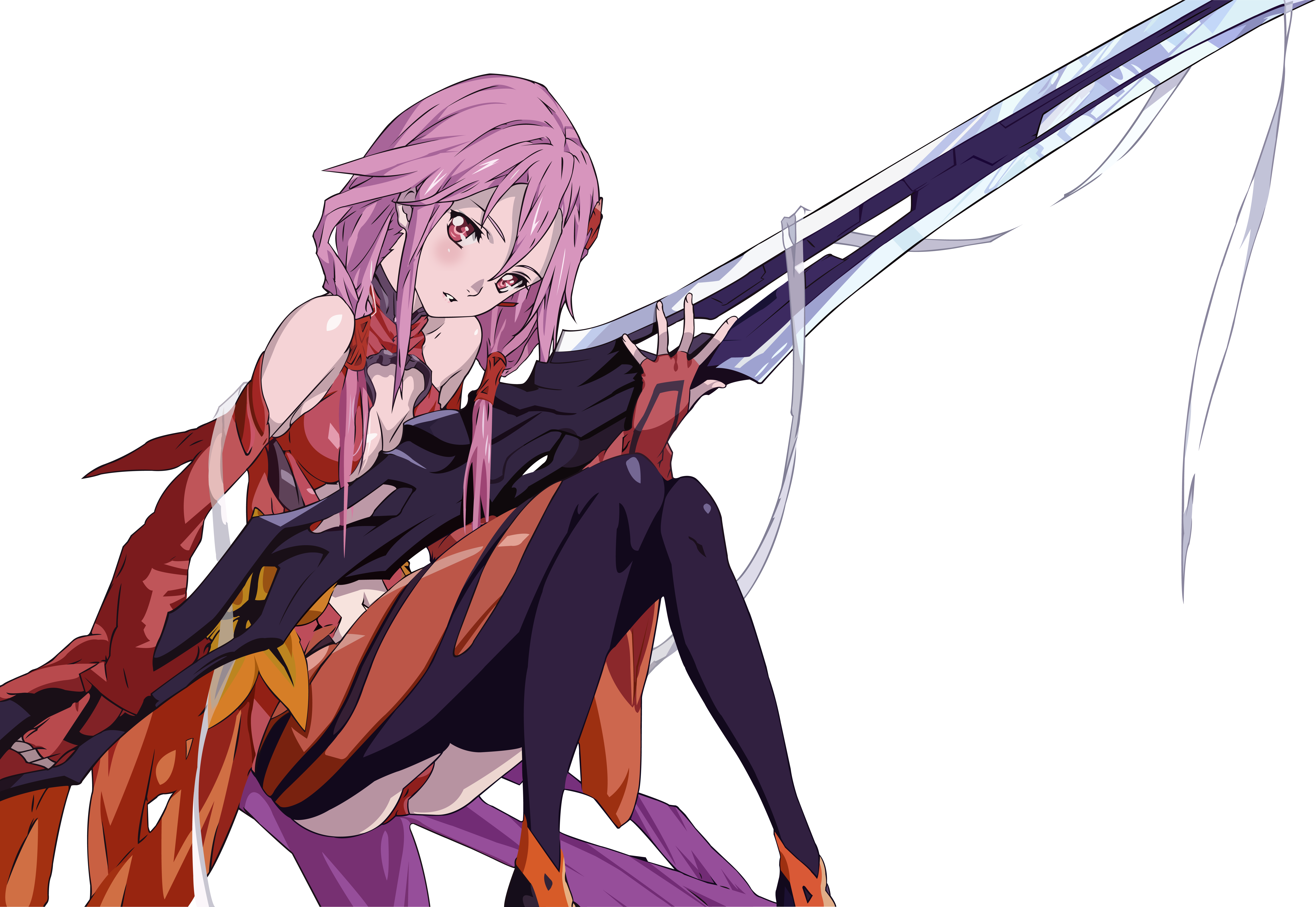Download Guilty Crown Transparent Picture HQ PNG Image