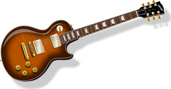 Guitar Picture PNG Image