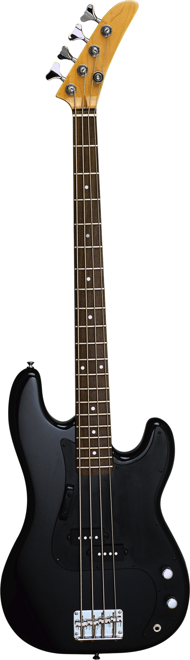 Black Electric Guitar Png Image PNG Image
