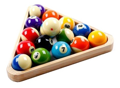 Billiard Balls Download Download HD PNG PNG Image