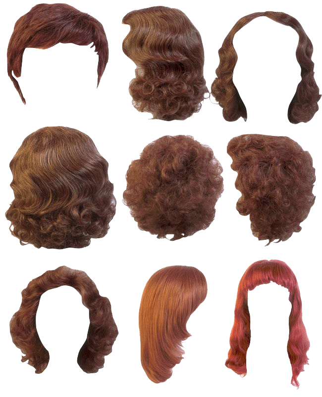 Hairstyles Png Image PNG Image
