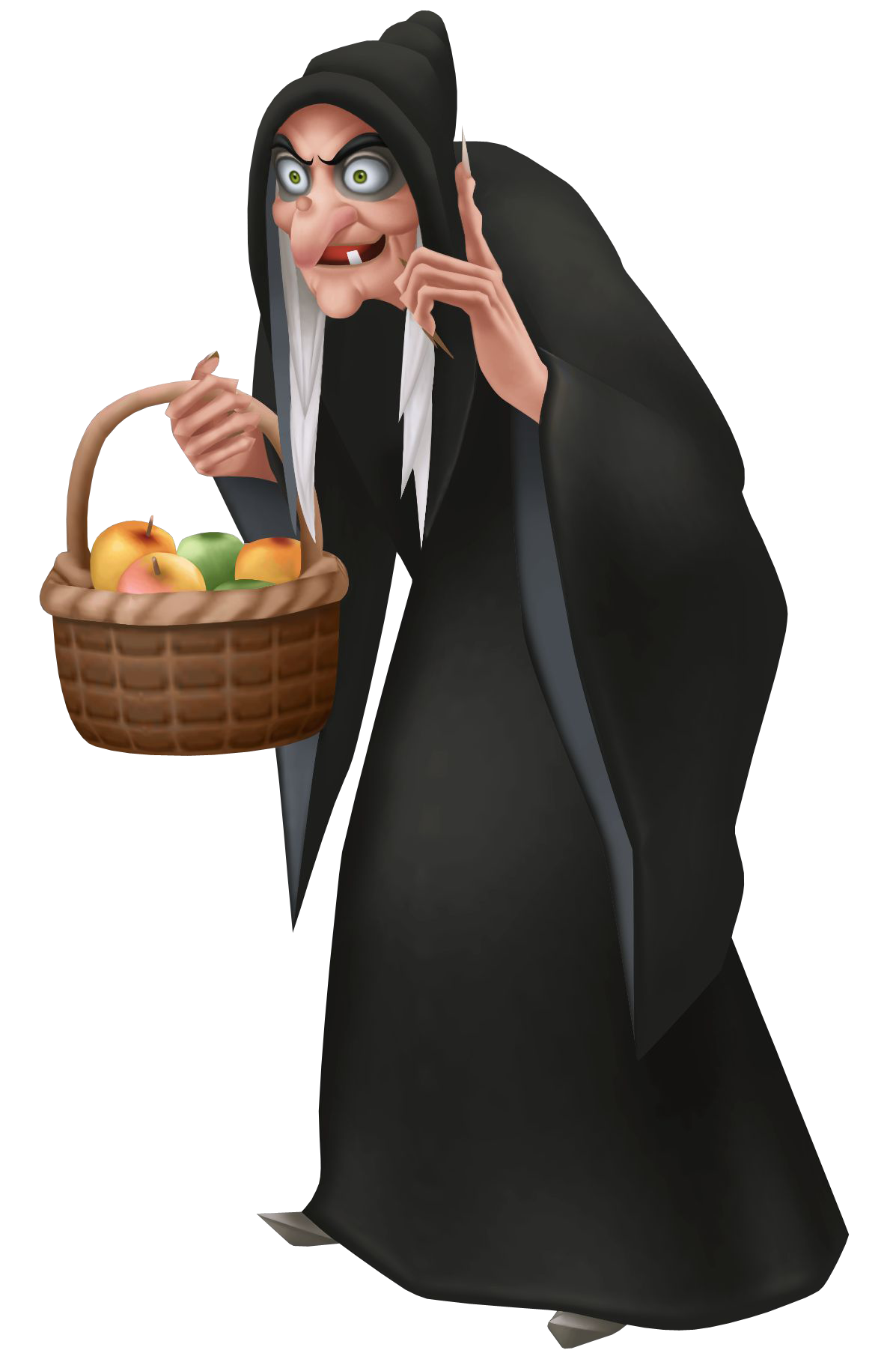 Witch Transparent Background PNG Image