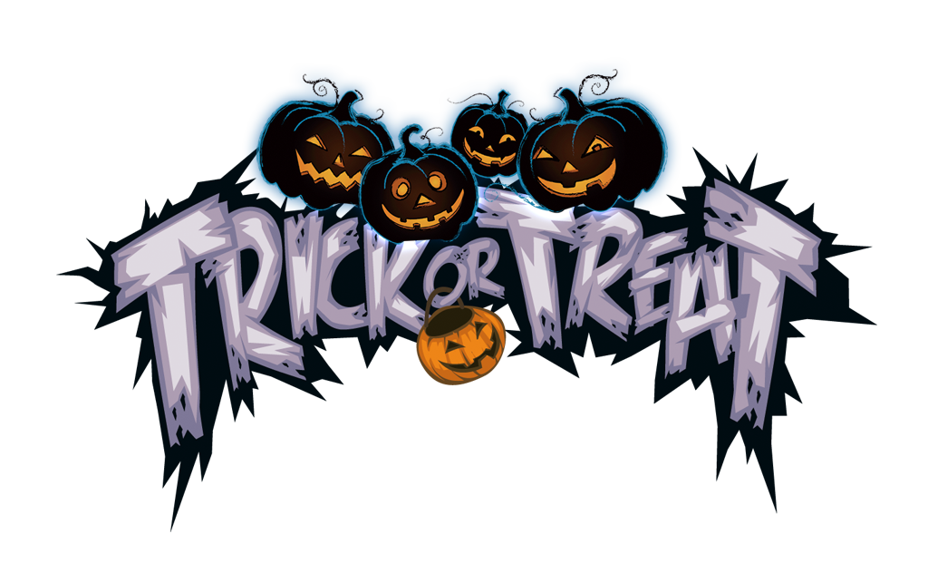 Typeface Halloween Trick Treat Not Or PNG Image
