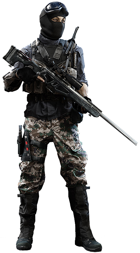 Soldier Odst Reach Mercenary Guardians Halo PNG Image