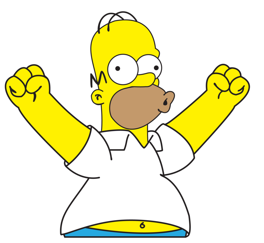 Homer Angle Bart Area Marge Simpson PNG Image
