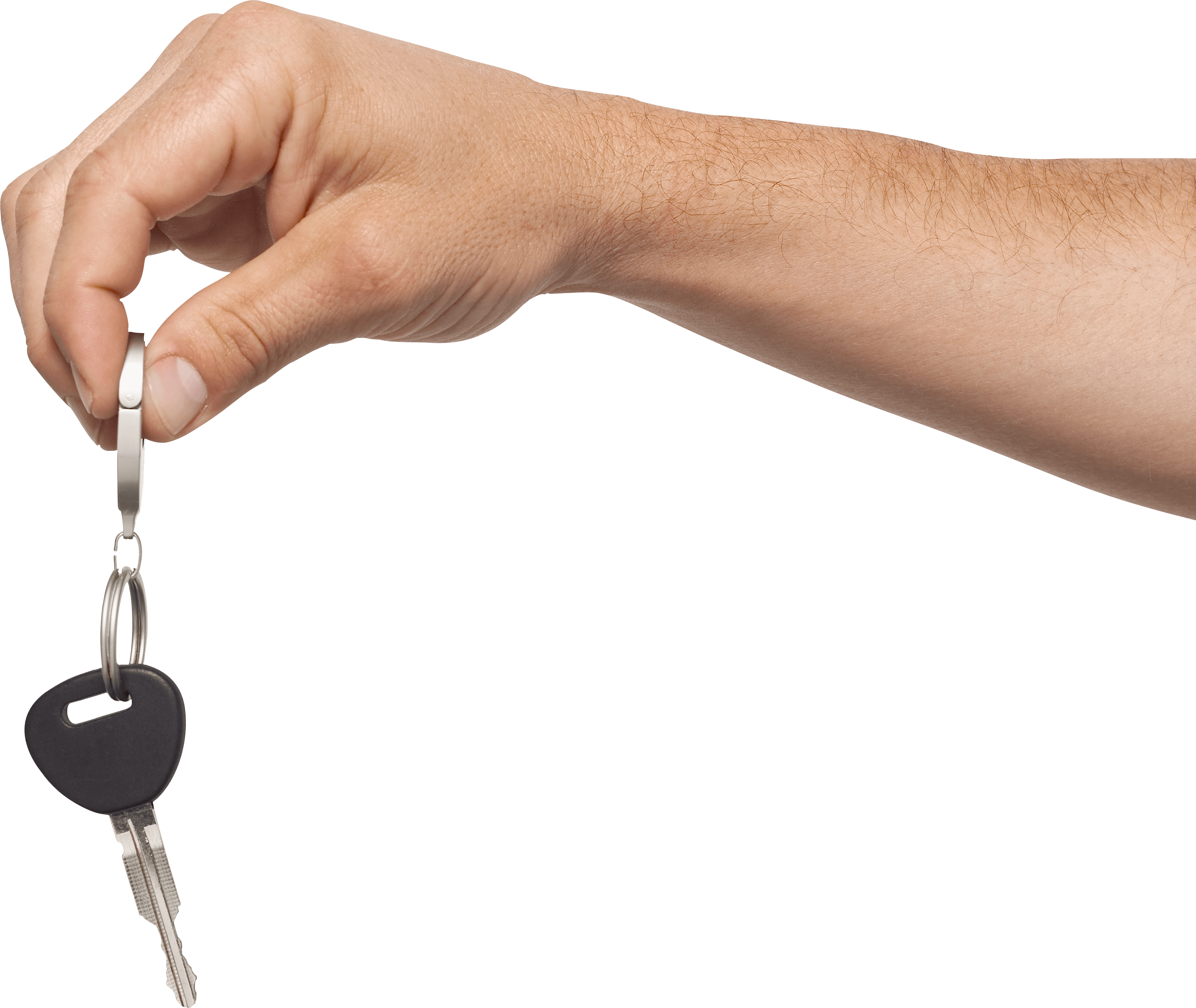 Key In Hand Png PNG Image
