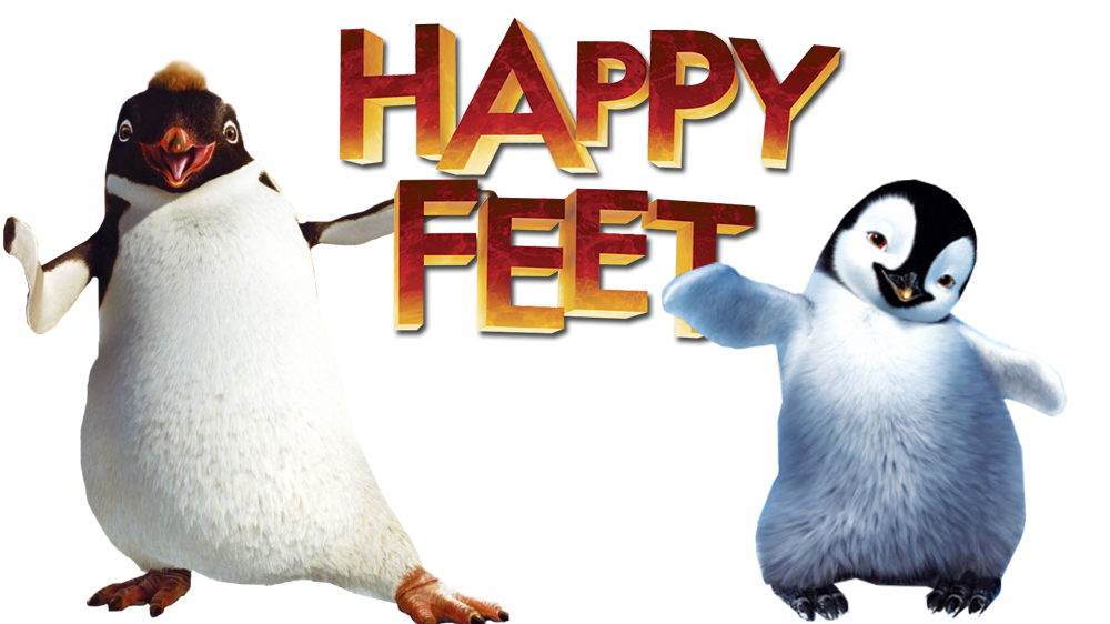 Happy Feet Photos PNG Image