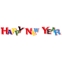 Happy New Year Logo Png 43